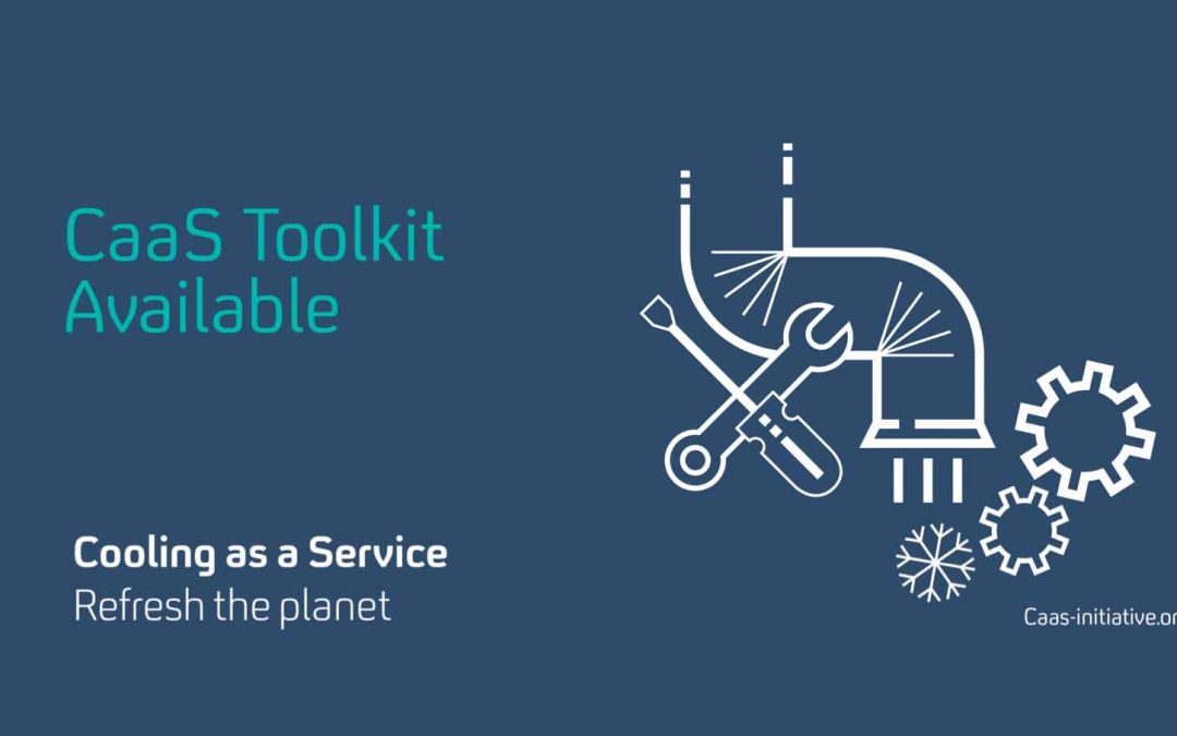 Cooling as a Service (CaaS) toolkit now available